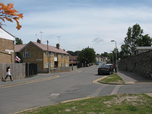North Holmes Road, Canterbury