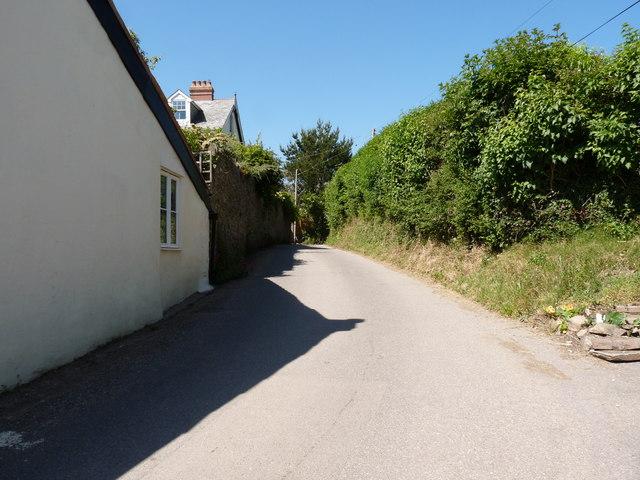 Bottoms Lane, Darracott