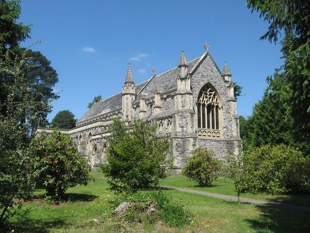 St Saviour's Church, Brockenhurst
