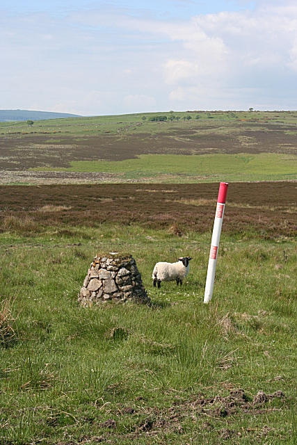 Cairn, Lamb and Post