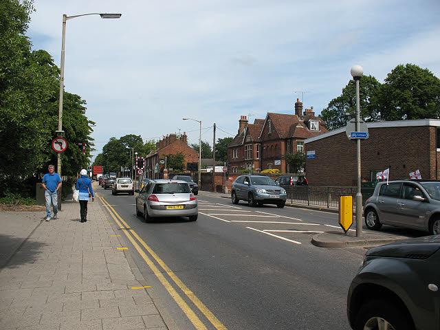 Military Road, Canterbury