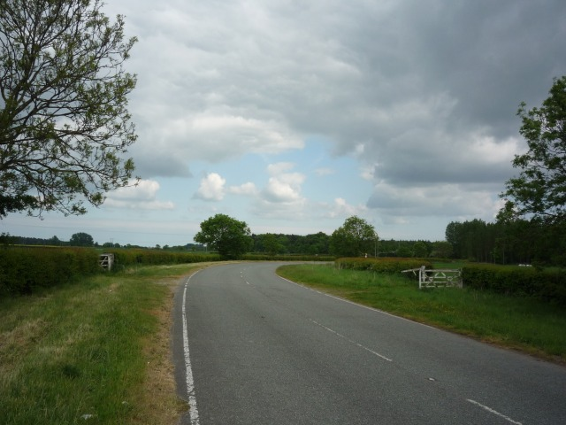New Road next to the A19