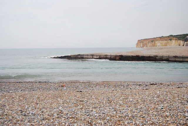 Mouth of the River Cuckmere