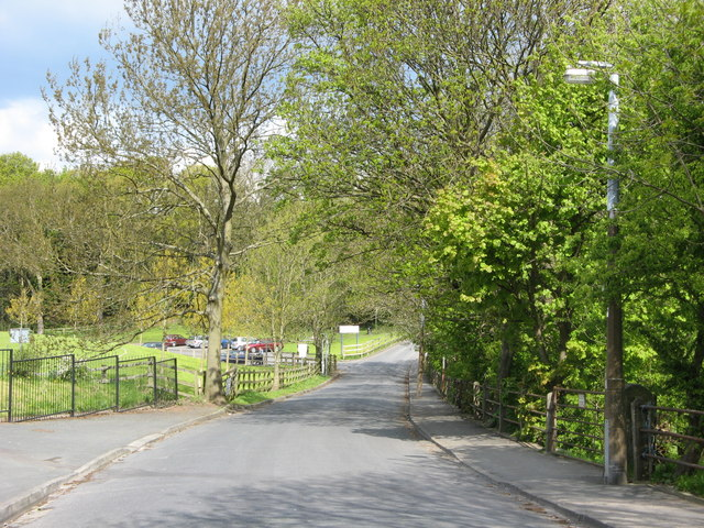 Hirst Lane, Saltaire