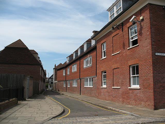 High Street, Canterbury