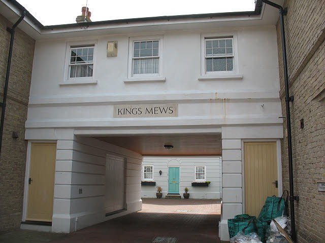 King's Mews, St John's Place