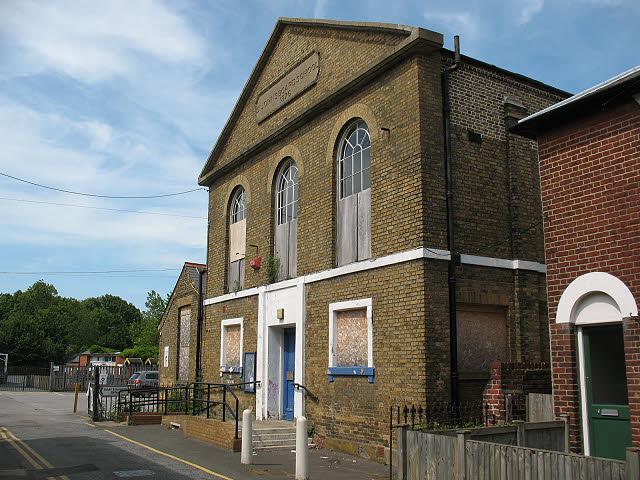 Former St John's school