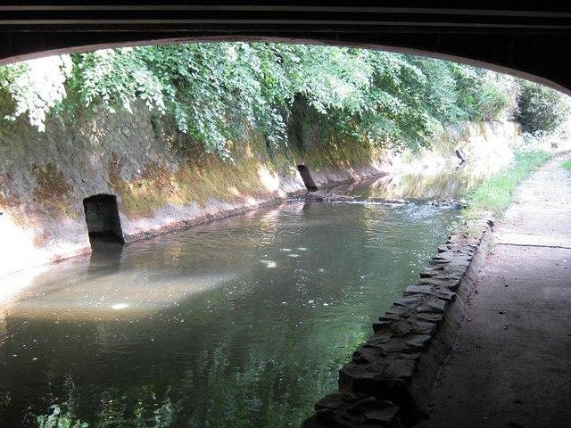 River Rea, Edgbaston