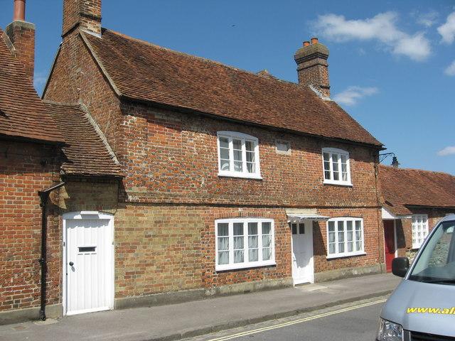 Cottage on High Street, Beaulieu