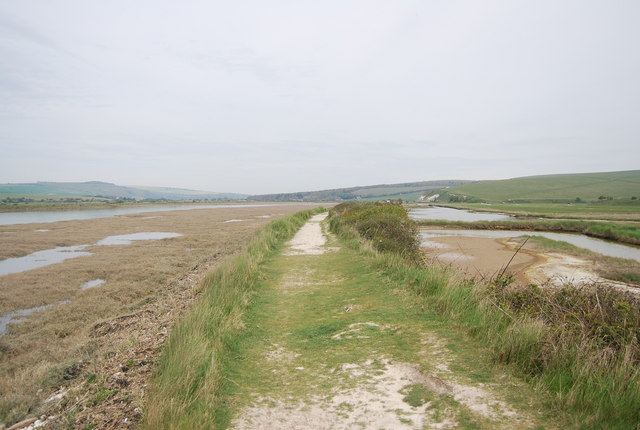 Footpath by the River Cuckmere