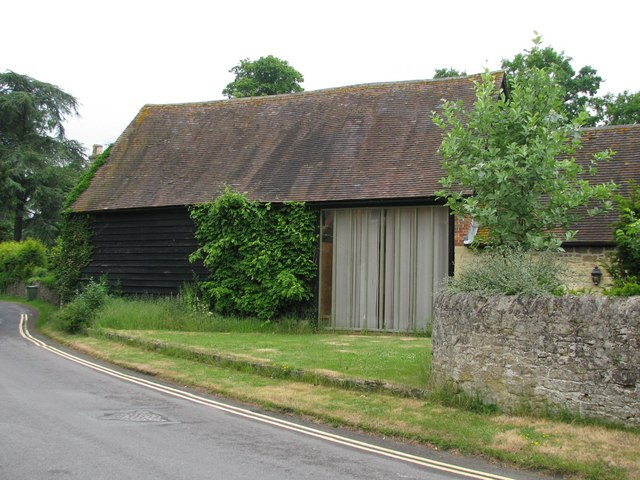 Barn conversion in Holton