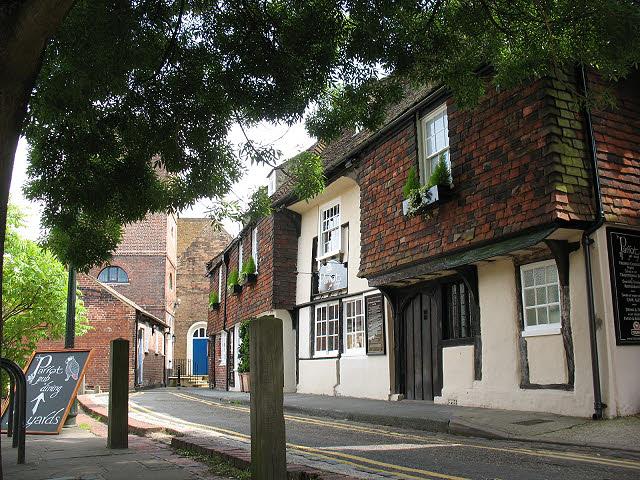 The Parrot on Church Lane
