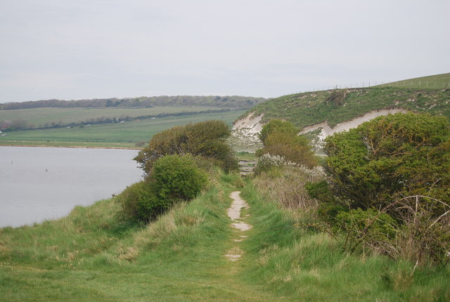 Footpath, Seven Sisters Country Park