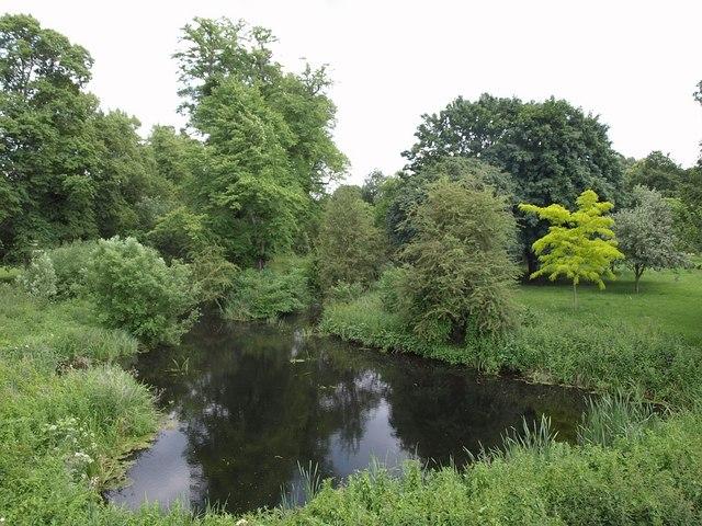 Fellow's Pond, Eton