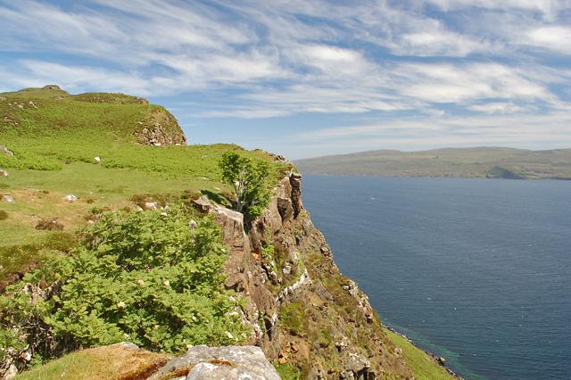 The south ridge of Beinn Tianabhaig