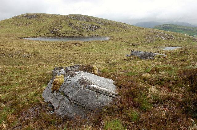 Loch a' Phollain Rhiabhaich