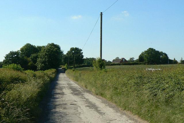Aldercar Lane