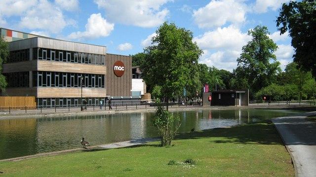 Midland Arts Centre, Cannon Hill Park