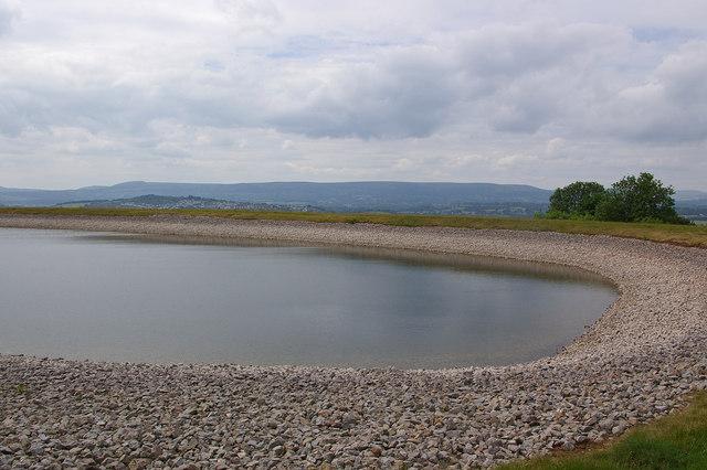 Reservoir on Chepstow Hill