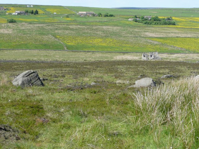 Ruins of Copley Holme, Blackshaw