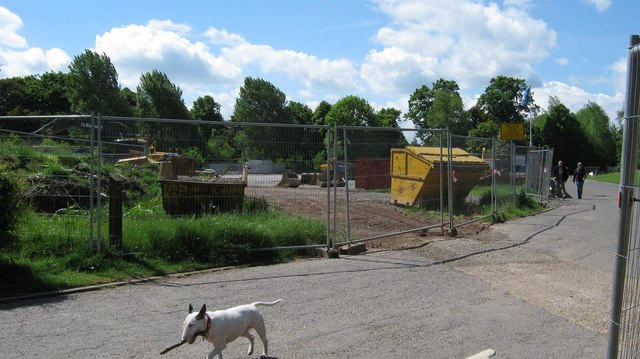 Replacement Sewerage Works, Cannon Hill Park
