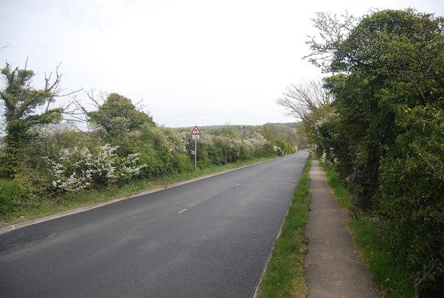 A259 towards Eastbourne