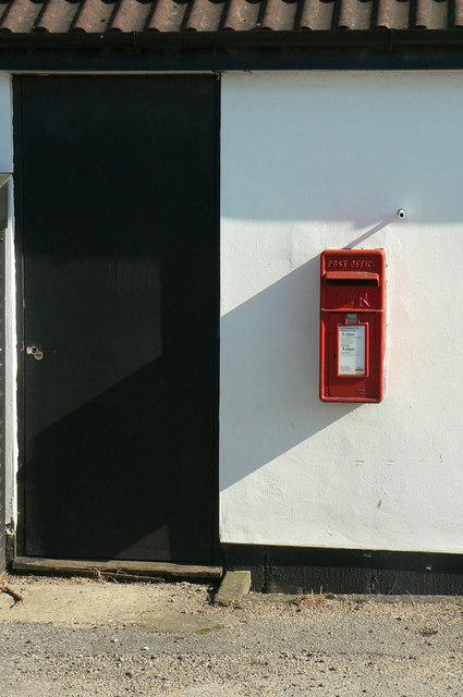 Stoneyford postbox Ref: NG16 210