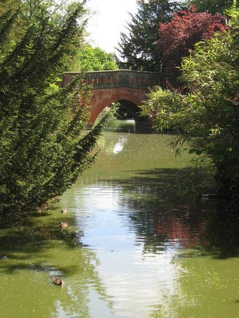 Lakeside, Cannon Hill Park