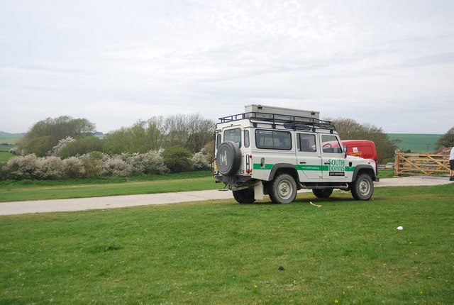 Warden's Vehicle, Seven Sisters Country Park