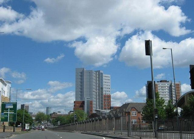 Bristol Road, Birmingham
