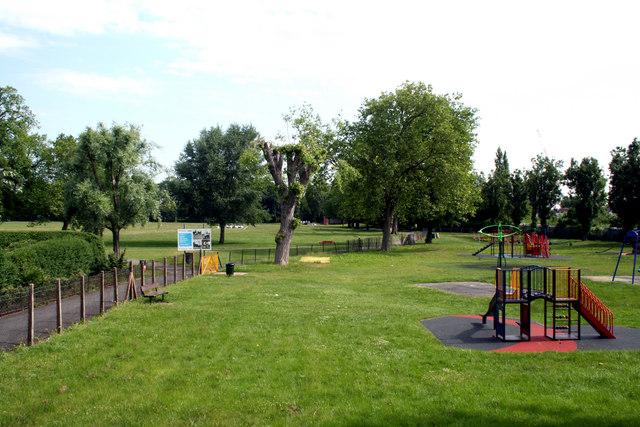 Croydon:  South Norwood Recreation Ground