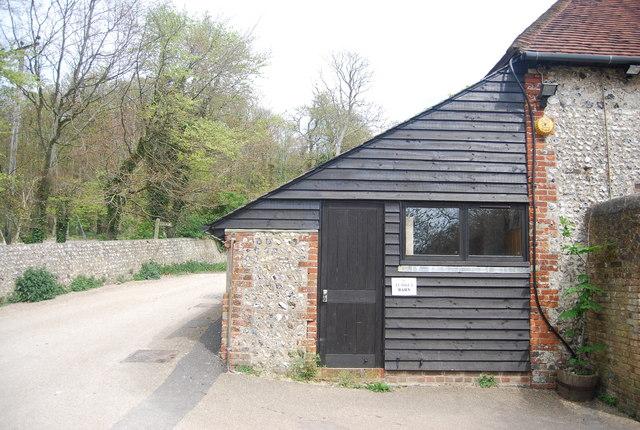 Turkey Barn, Exceat Farmhouse