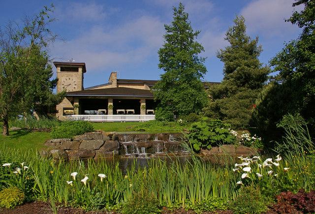 The Lodge, Celtic Manor Resort