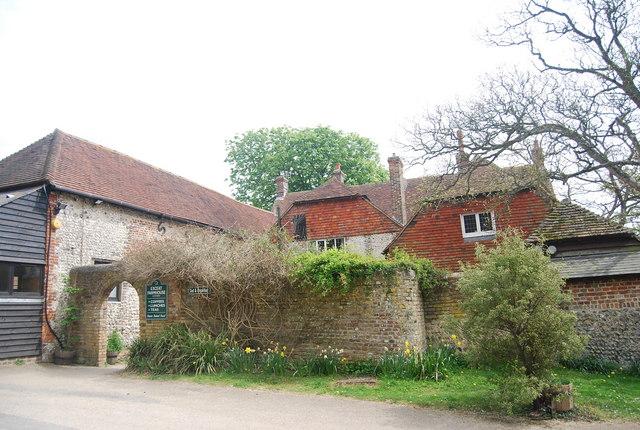 Exceat Farmhouse
