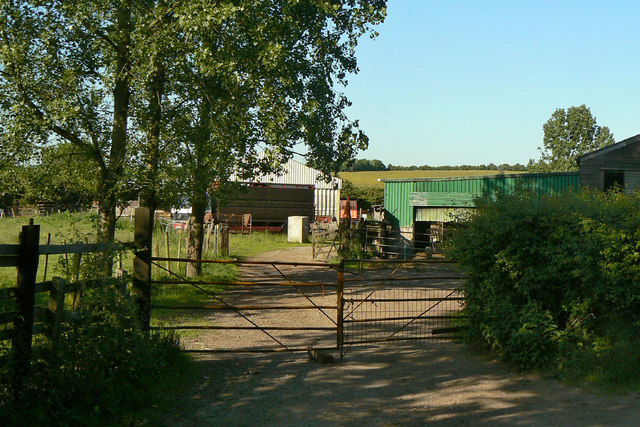 Farmyard at Aldercar