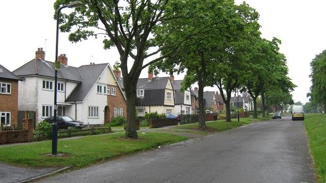 Housing, Yardley Wood Road