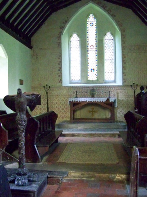 Interior, The Church of St James