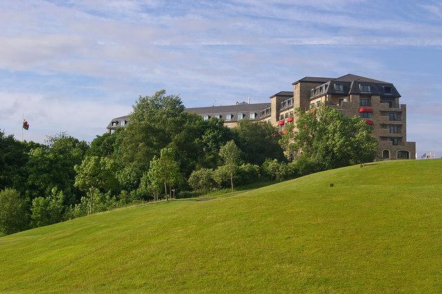 The Resort Hotel, Celtic Manor Resort