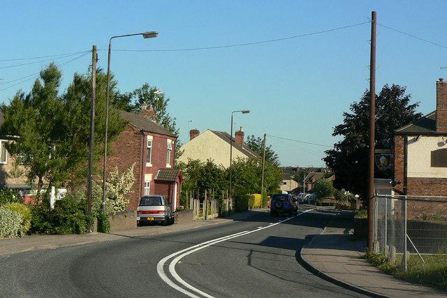 Cromford Road