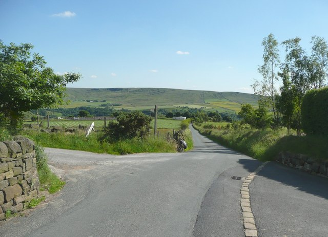 Hey Head Lane, Stansfield, Todmorden