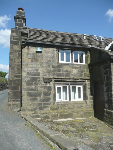 Label-stop, Bean Hole Head, Stansfield, Todmorden