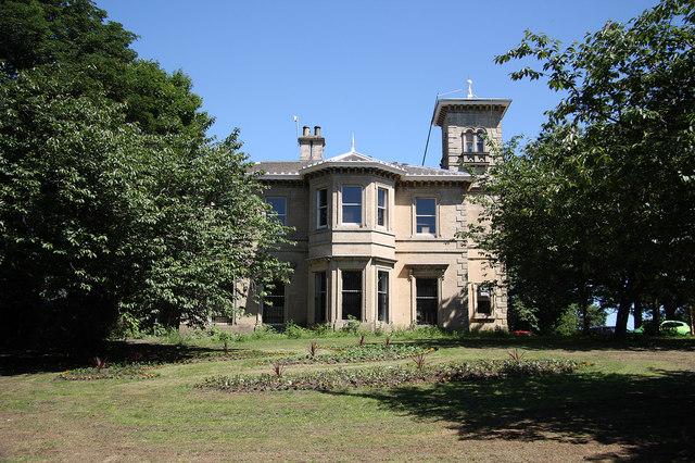 High Hazels House