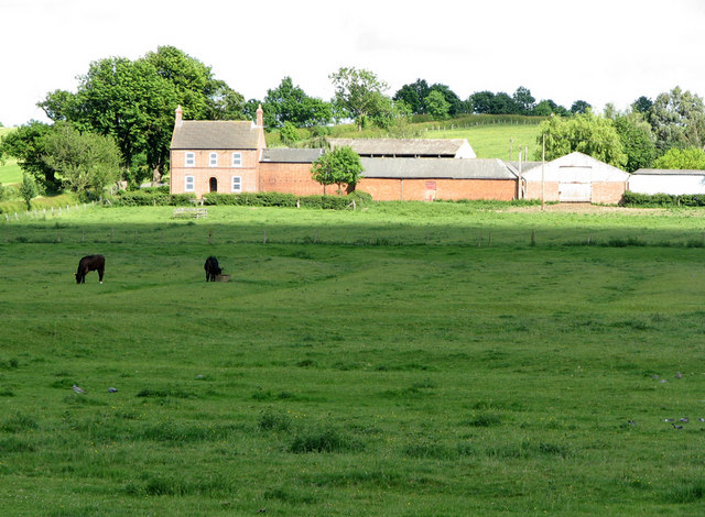 Grange Farm, near Saxby