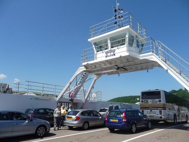Dartmouth : Higher Ferry