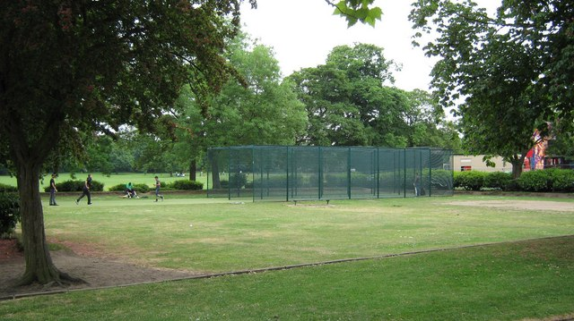 In the Nets, Ward End Park