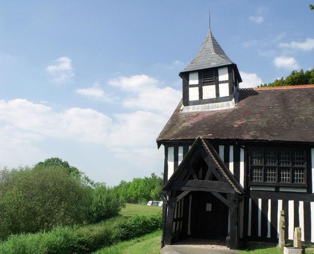 St. Peter's, Melverley, Shropshire