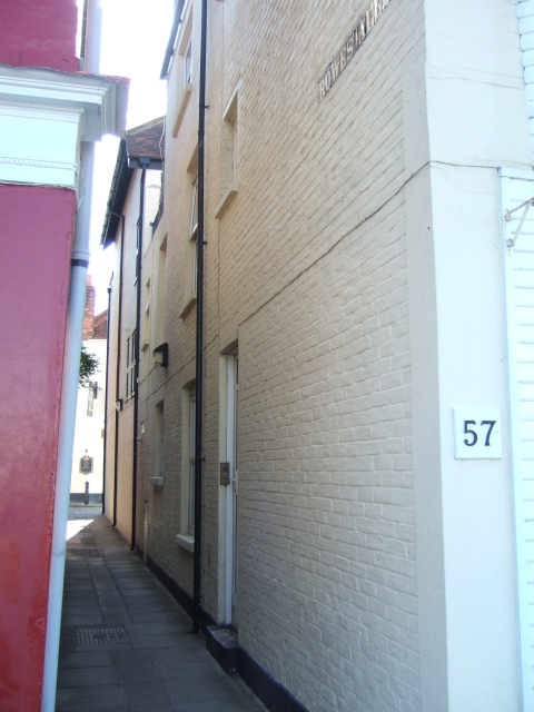 Rowes Alley, Old Portsmouth