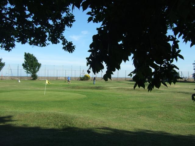 Miniature golf course, Southsea