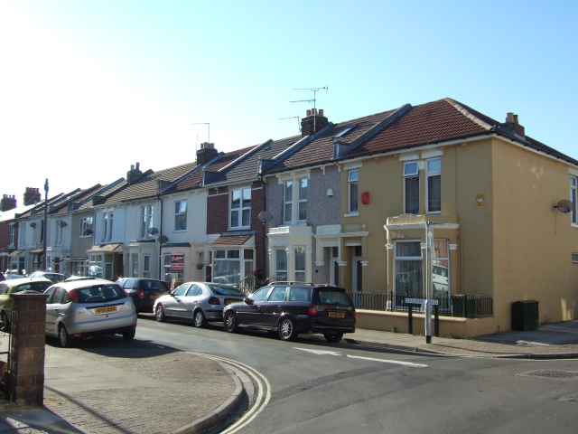 Oliver Road, Southsea