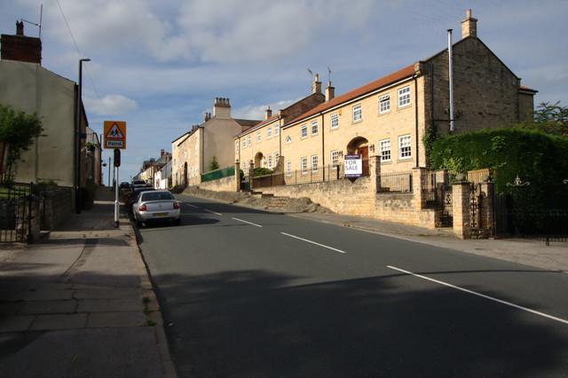 Main Street, Aberford